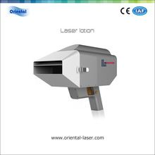 a laser machine for cleaning and rust coatings