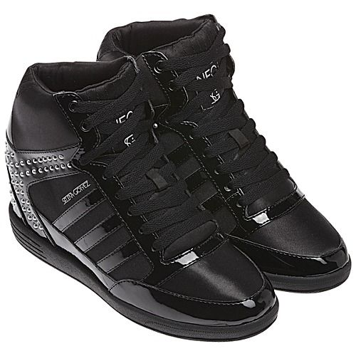 best loved san francisco best prices image: adidas Selena Gomez BBNEO Wedge Shoes Q38977 | Adidas ...
