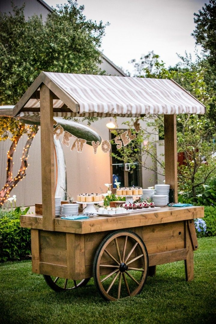 Cute Detail Overload In This California Wedding Rustic