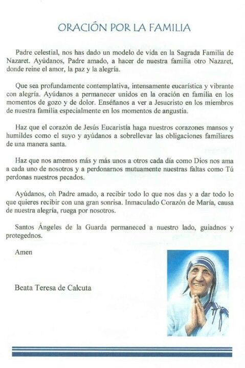 Madre Teresa De Calcuta Mother Theresa Quotes Catholic Prayers Quotes About God