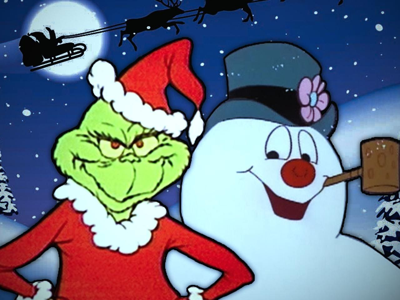 The Grinch Vs Frosty The Snowman Epic Rap Battles Of Cartoons Christmas Frosty The Snowmen Grinch Grinch Decorations
