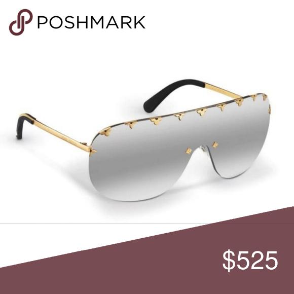 8079602bab2 Louis Vuitton Logo Sunglasses 100% Authentic Louis Vuitton Sunglasses Will  Go To Poshmark HQ Prior