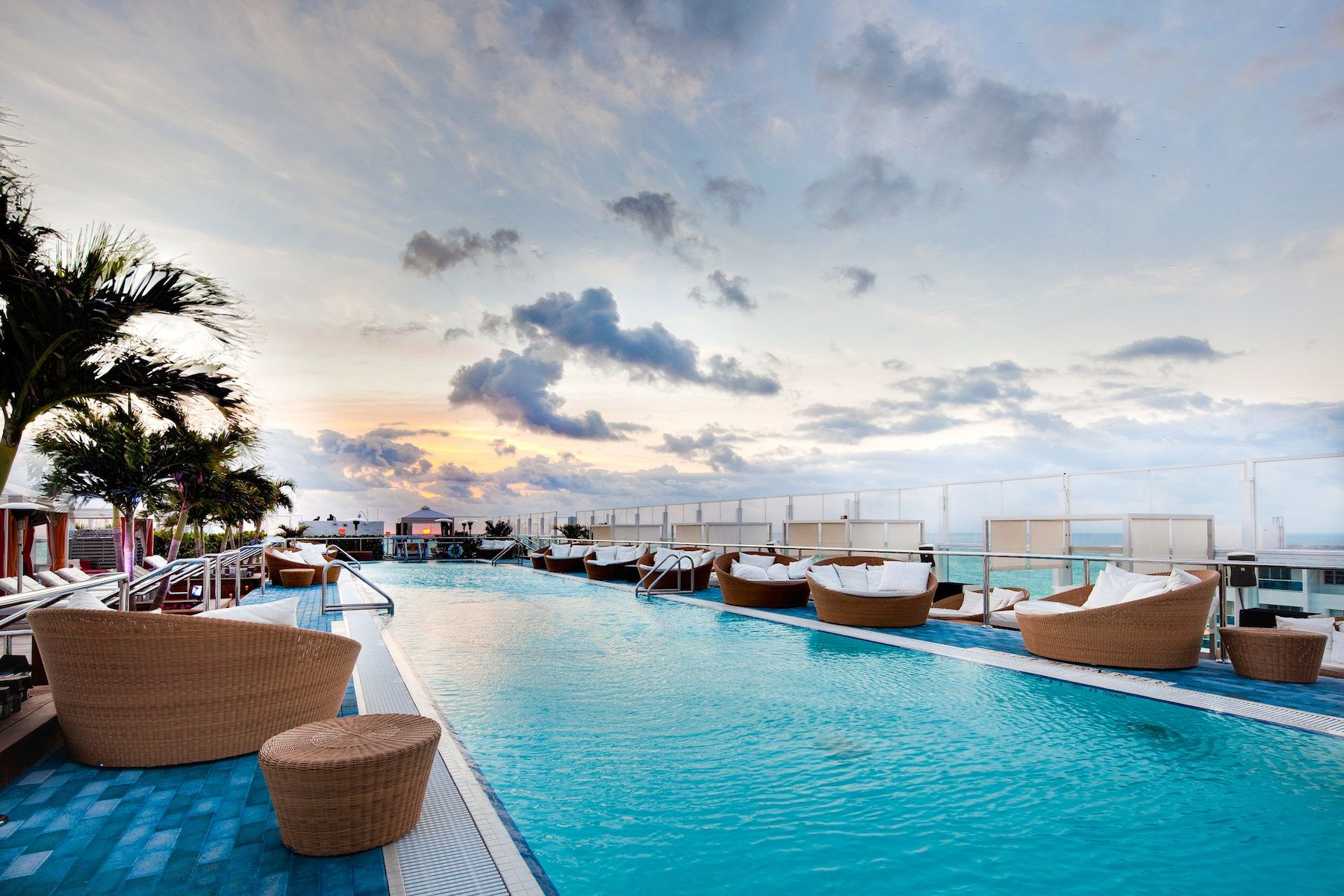 Rooftop Swimming Pool Google Search South Beach Hotels South