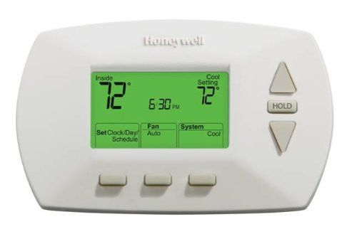 Honeywell 5 1 1 Programmable Thermostat Home Heating Cooling
