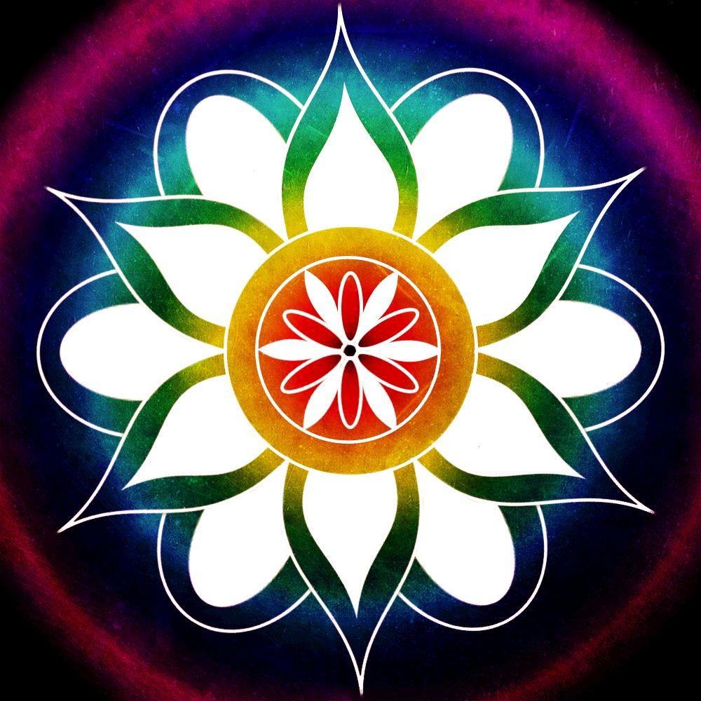 Mandala by Aradhika Sharma from my for Lunch