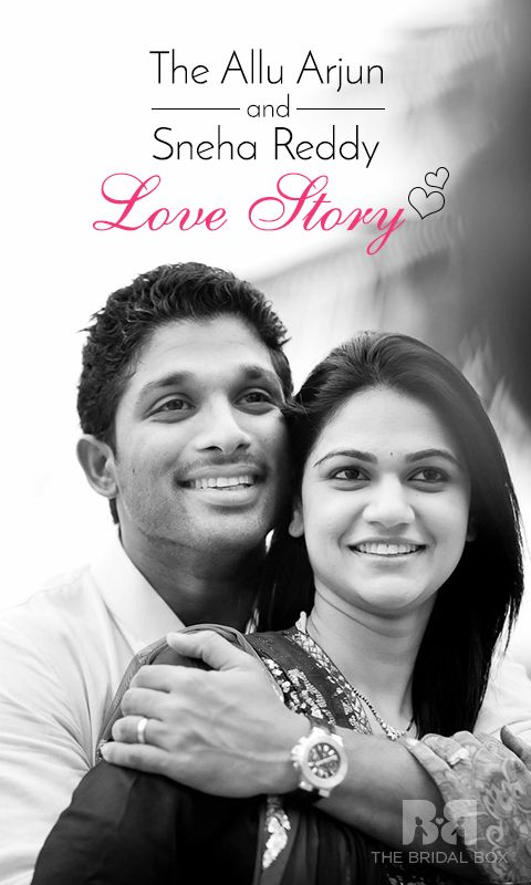 Allu Arjun And Sneha Reddy Made For Each Other Bollywood