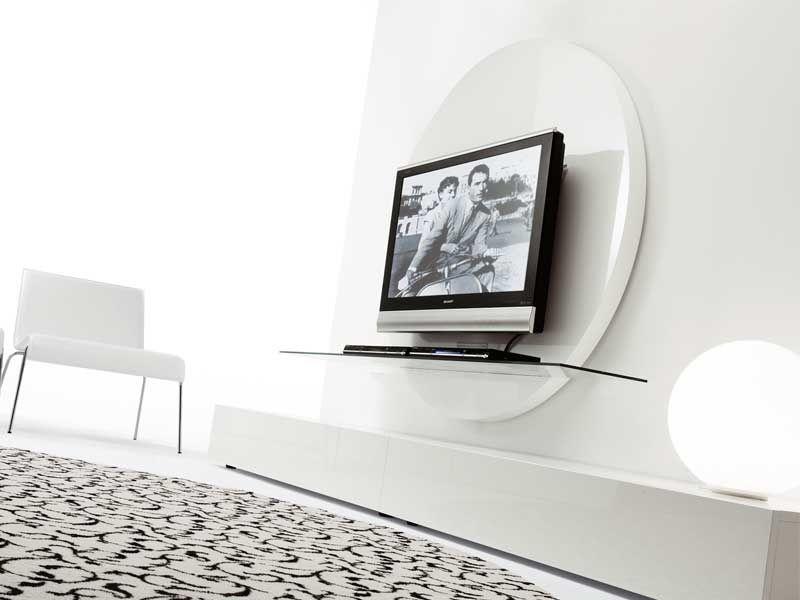 la moda più votata prodotti di qualità buona reputazione Pacini & Cappellini Unique TV Stands | Living Room | White ...