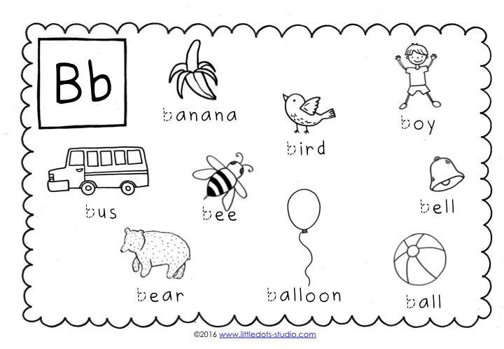 Preschool Letter B Activities And Worksheets Letter B Activities Preschool Letter B Preschool Letters