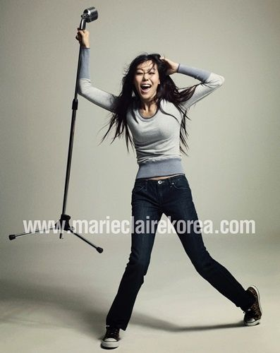 fbb275eed23 Fashion Icon Kim Min Hee Strikes A Pose In Marie Claire