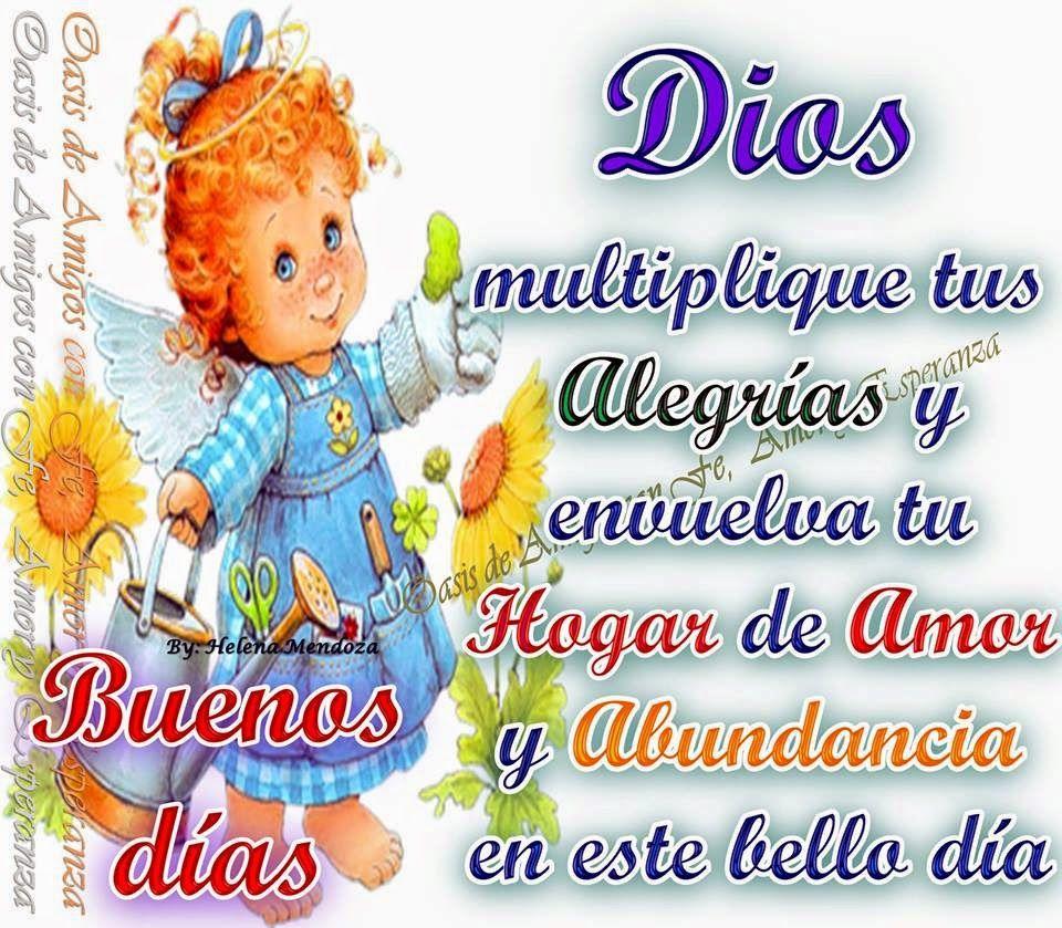 Centro Cristiano Para La Familia Buenos Dias Feliz Miercoles