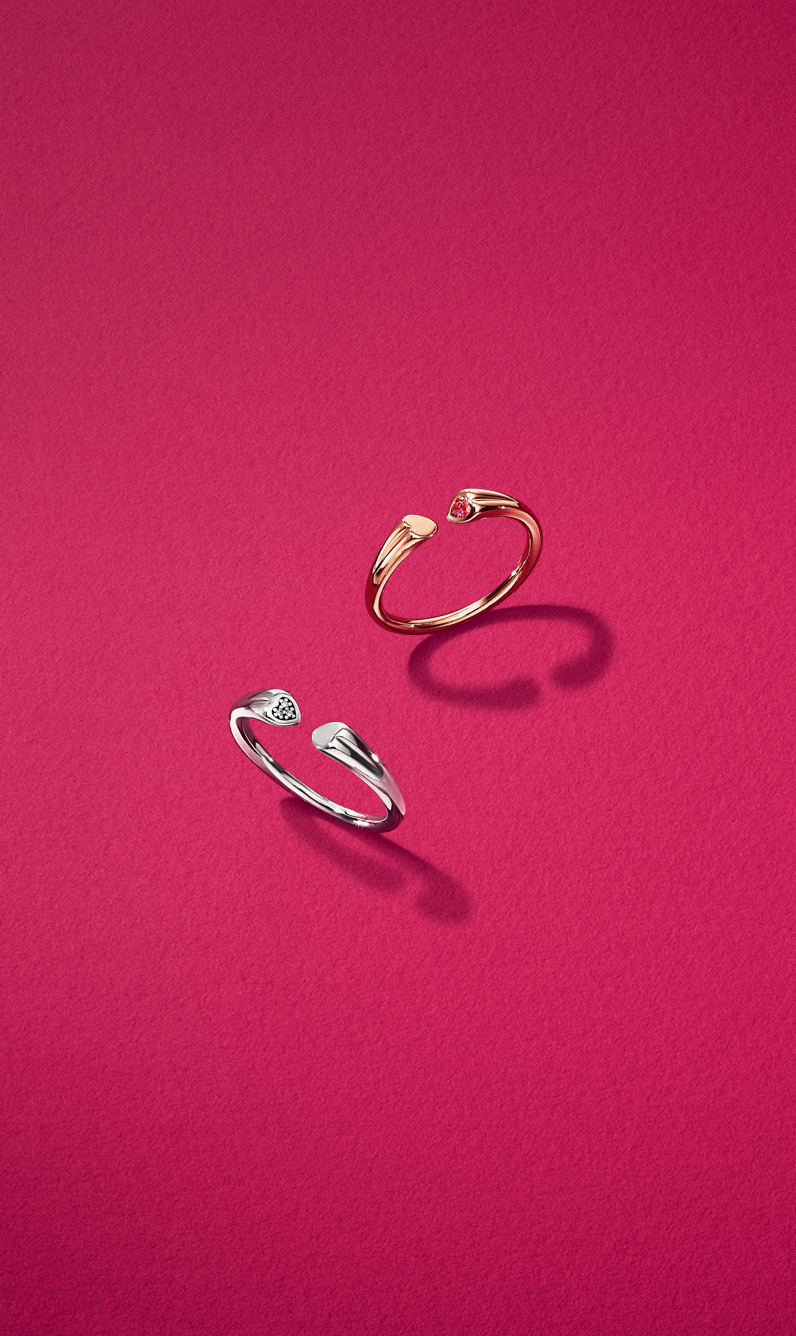 A Stylish Interpretation Of The Enduring Quality Of A Love