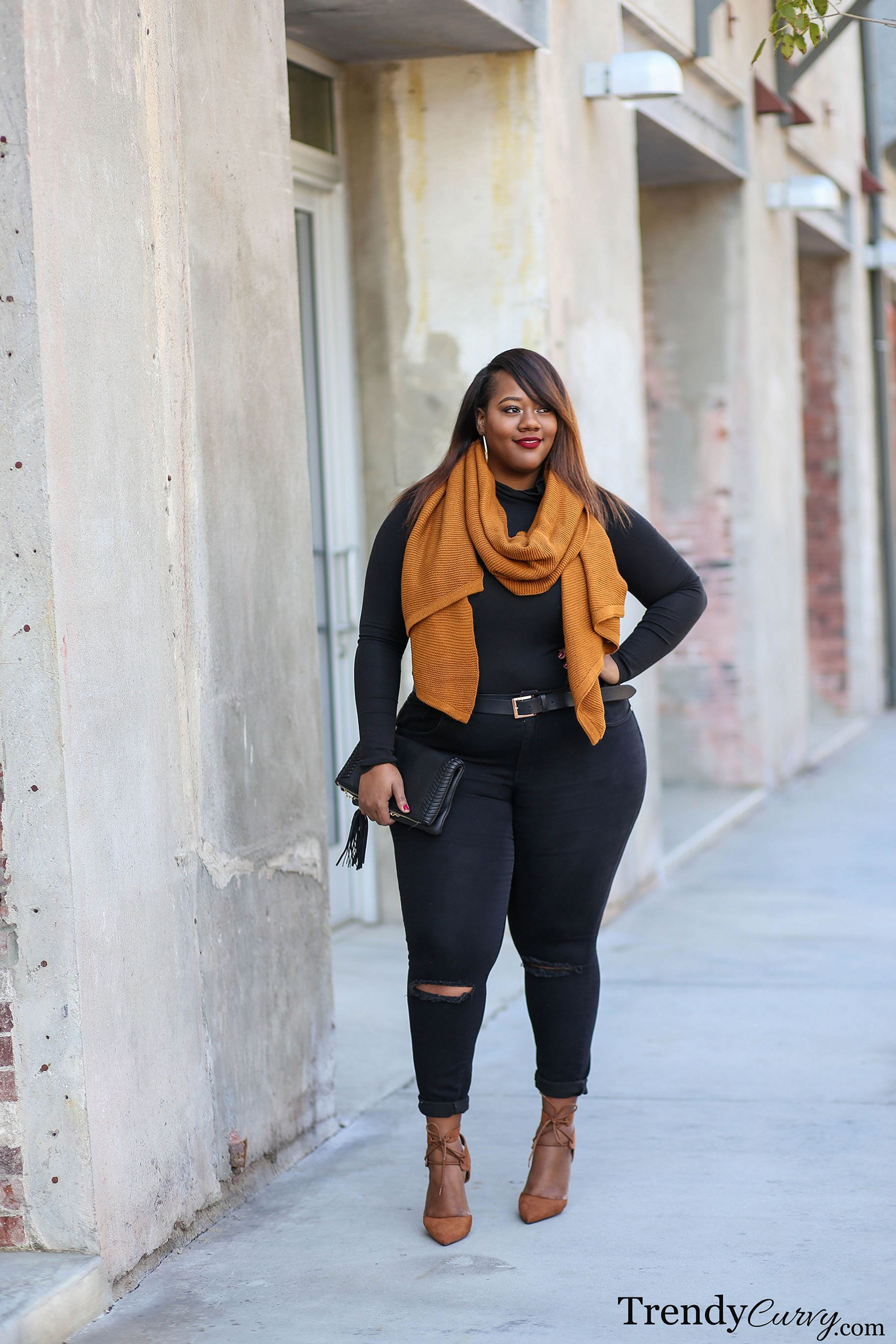 100+ Best Inspirations: Fall Plus Size Outfits Trend 2017 ...