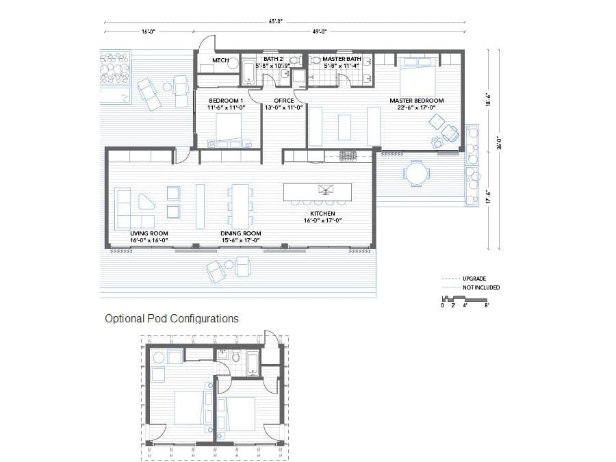 Blu Homes Glidehouse Prefab Home Prefab Homes Prefab Modular Homes Prefab