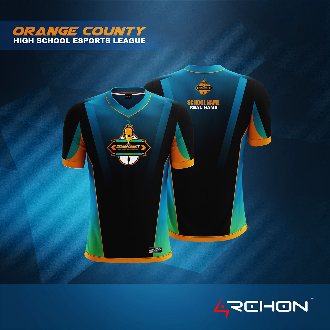 Archon Clothing Jersey's and Presentations on Behance