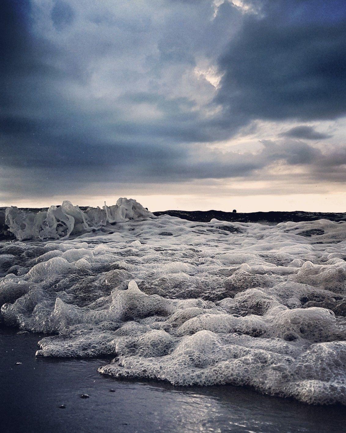 Sea and Clouds, Instagram @Juannumero12