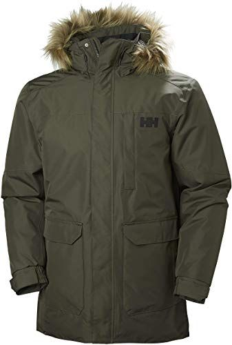 Photo of Enjoy exclusive for Helly Hansen Men's Dubliner Parka 100 Gram Primaloft Insulated Waterproof Windproof Breathable Rain Coat  Hood online – Melyssarubyclothing
