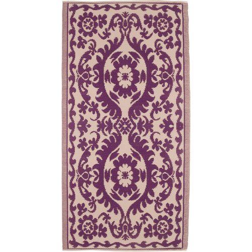 Found it at Wayfair.co.uk - Decorative Purple Area Rug