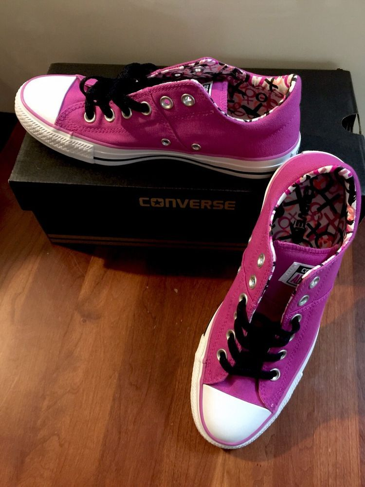 Details about Converse Hello Kitty CTAS Madison Ox 564630C