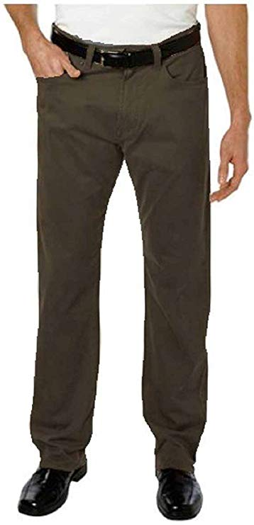 IDEALSANXUN Men/'s Elastic Waist Cotton Plaid Shorts