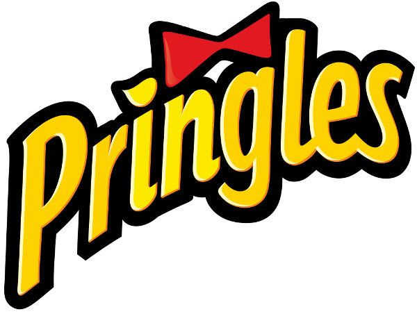 Brand Elements Second The Range Of Pringles Packaging Has Evolved Beyond The Original Rich Red Canister To Crea Pringles Logo Bad Logos Logo For School