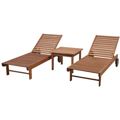 Rothstein Reclining Chaise Lounge Lounge Chair Outdoor Patio Rocking Chairs Patio Loungers