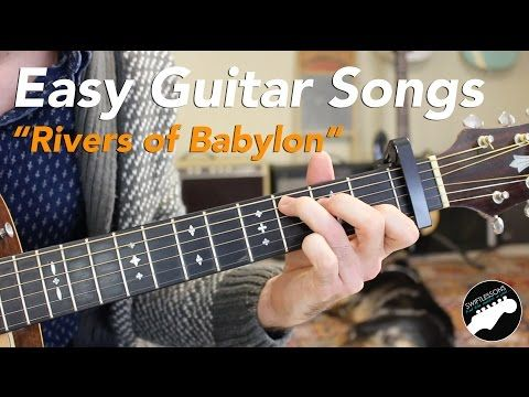 Easy Guitar Songs Rivers Of Babylon Sublime Melodians Boney M