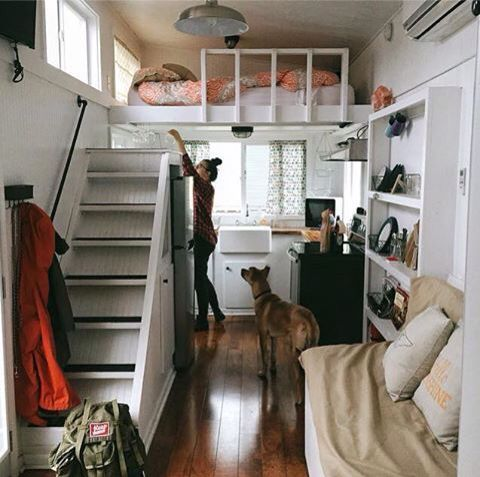 Small and cute apartment