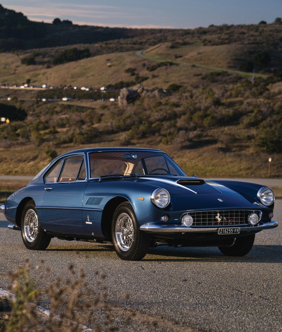 Jaguar F Type 400 Sport Coupe 2017 By Humster3d: This Gorgeous 1961 Ferrari Superamerica Aerodinamico Coupe