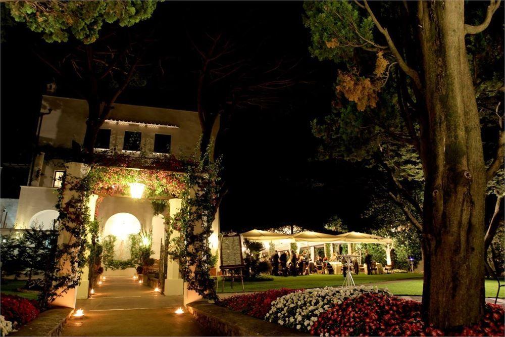 Villa Eva Wedding Venue Ravello Amalfi Coast