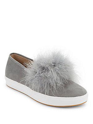 bc5cd2a2297 STEVE MADDEN EMILY POM POM SNEAKERS.  stevemadden  shoes