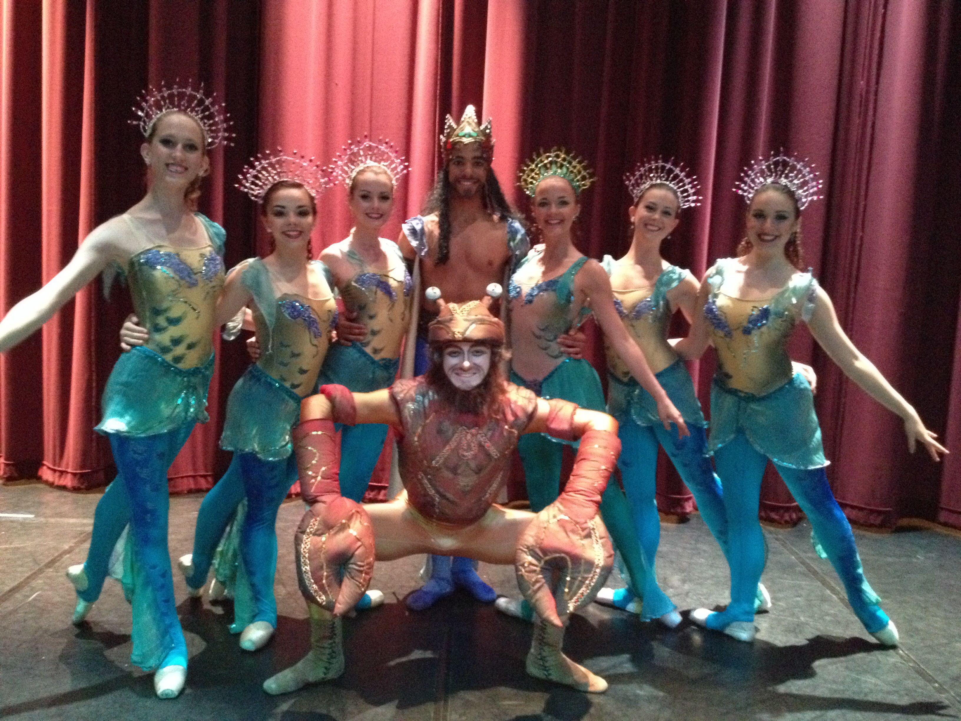 Little Mermaid Ballet | ballet | Pinterest | Mermaid ...