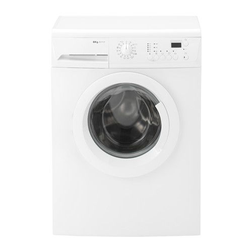 IKEA RENLIG FWM8 Washing Machine White A 5 Year Guarantee Read About The Terms In Brochure