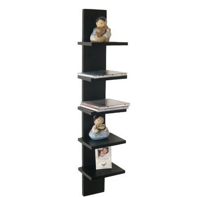 Molina Wide Column Wall Shelf Shelves Wall Shelves Wall