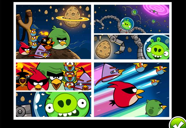 Warning Beware Of Fake Angry Birds Space Versions Angry Birds