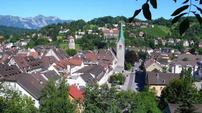 The Most Beautiful Towns In Austria Feldkirch Austria And - 10 most enchanting towns in germany
