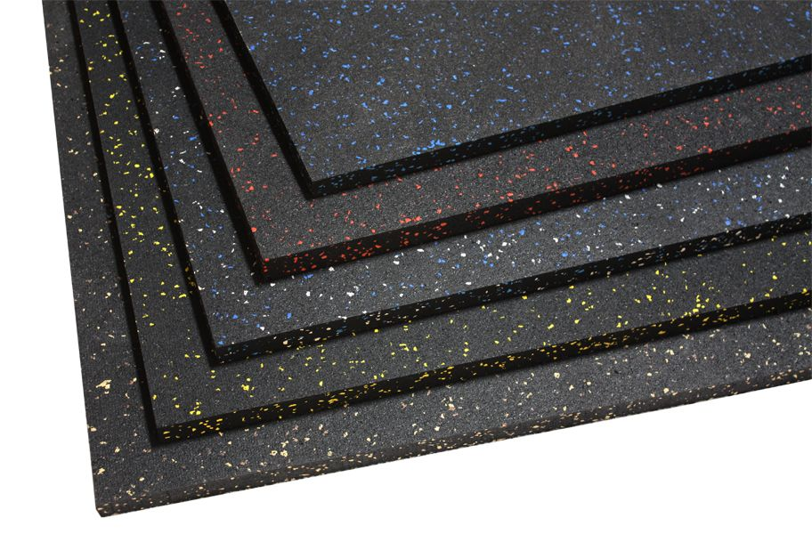 1 2 Inch Mega Mats Rubber Garage Mat Home Gym Flooring Gym Room At Home Gym Mats