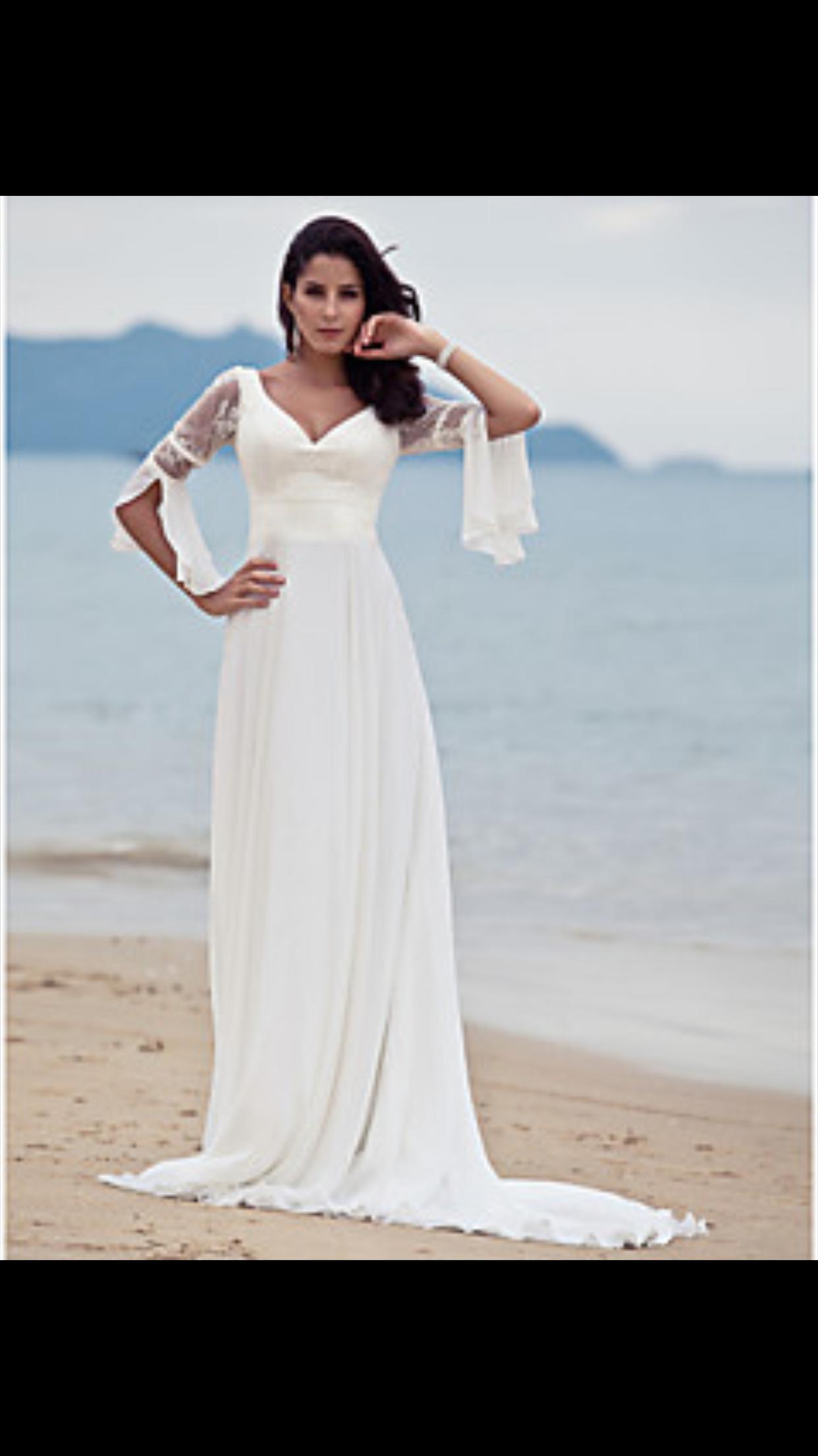 Cheap boho wedding dresses  Pin by joy beyda on Fashionation  Pinterest
