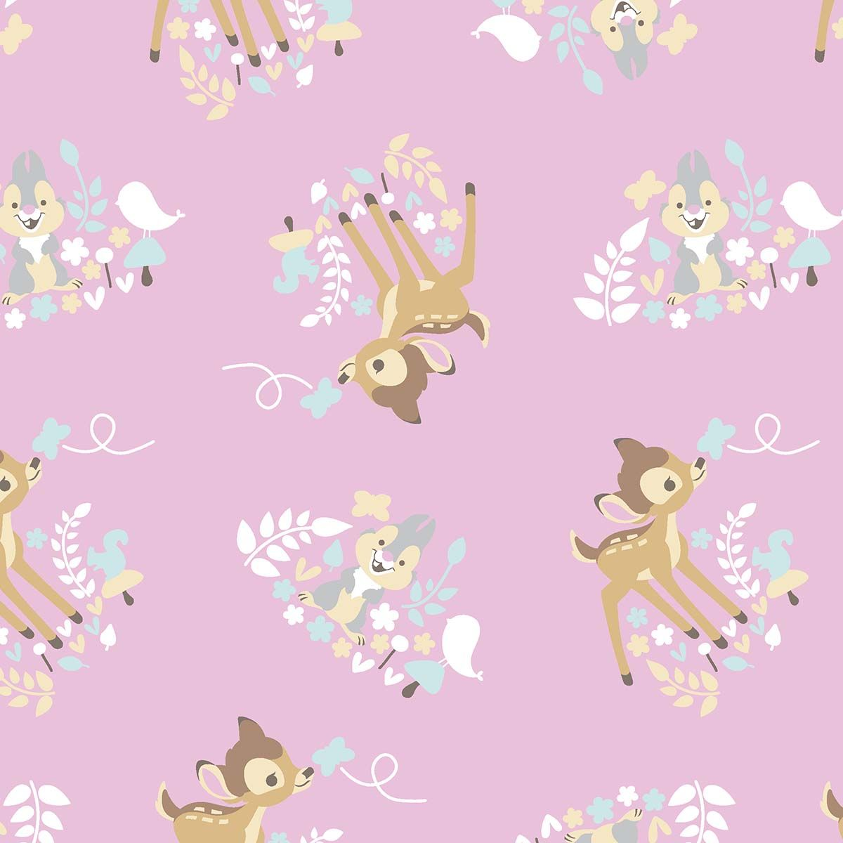 Nursery fabric bambi wd forest nurseries forests and fabrics