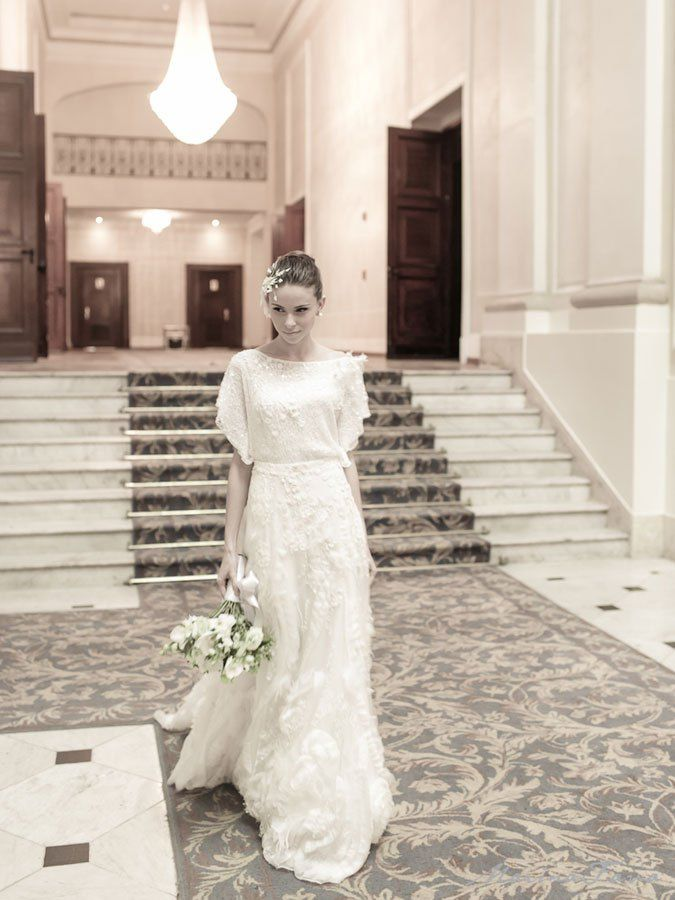 martu (3)   Vintage style weddings, Bridal collection and Gowns