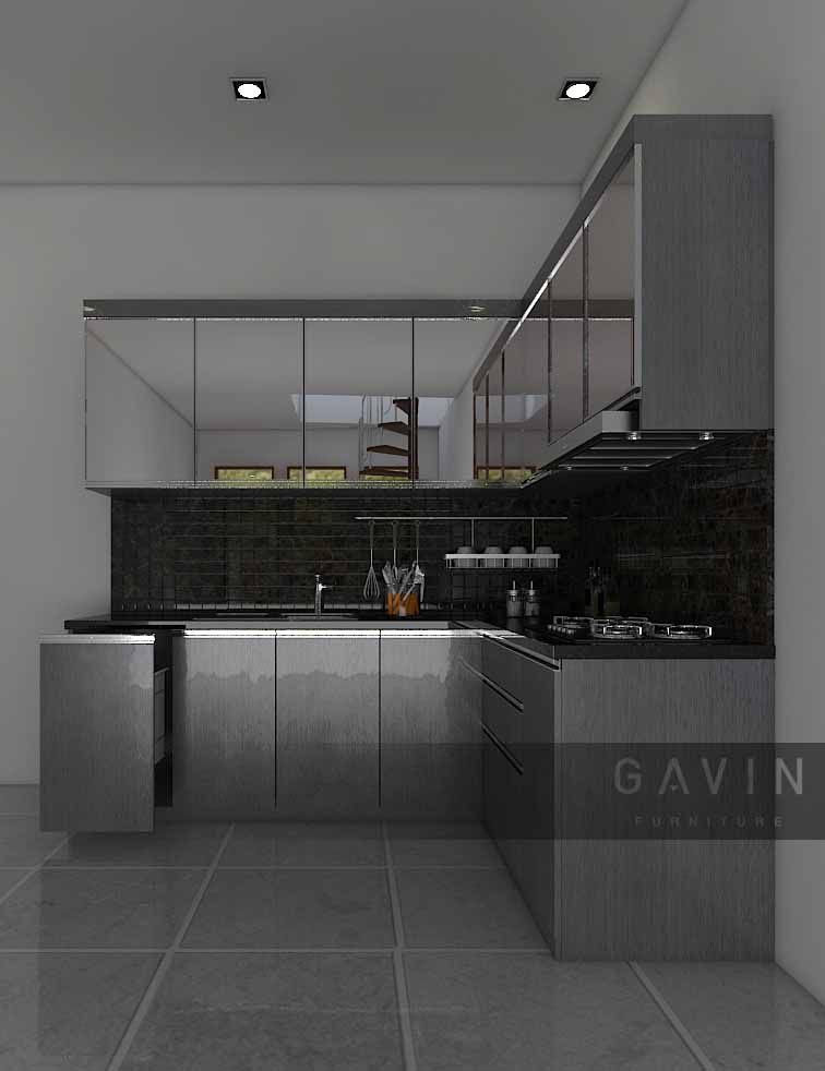 Model Kitchen Set Disesuaikan Kebutuhan Design Kitchen Set Minimalis