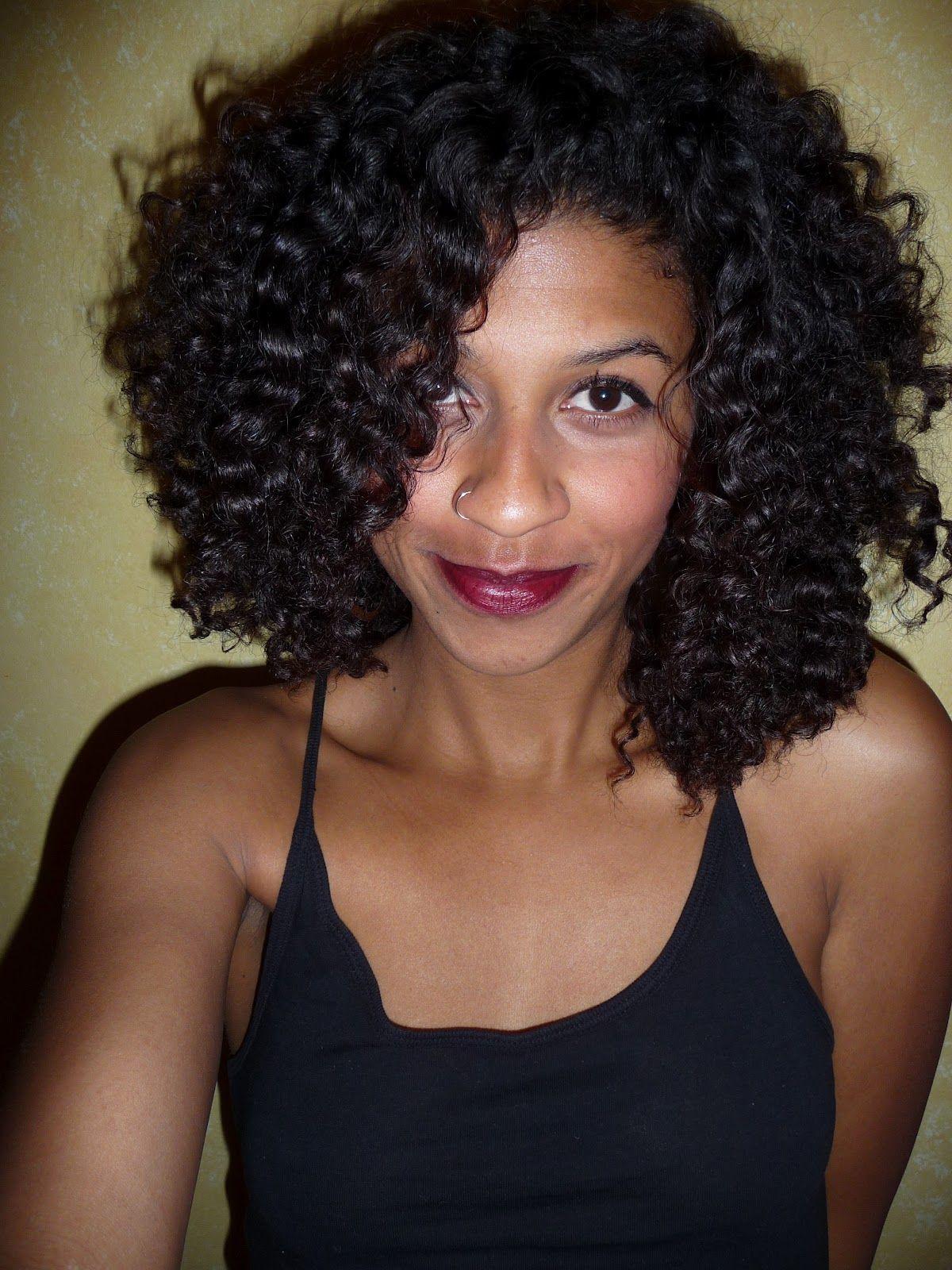 Around The Way Curls Mad Reviews Elucence Shampoo Aubrey