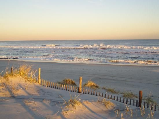 This is the top of my list...to walk along the sand, dip my toes in the water, breathe in the salt air, but most of all help my friends and family rebuild our beloved LBI. This is a place very close to my heart!
