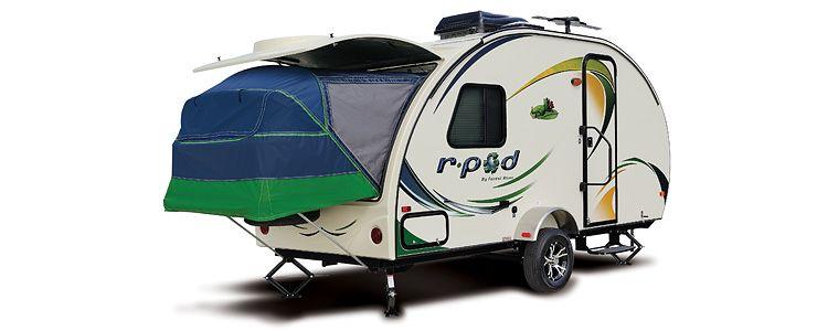 Sweet Little Trailer R Pod Hybrid Travel Trailers Hybrid Camper