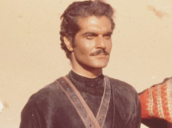 omar sharif interview