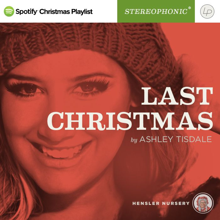 Ashley Tisdale - Last Christmas from our #Christmas Pop! playlist ...