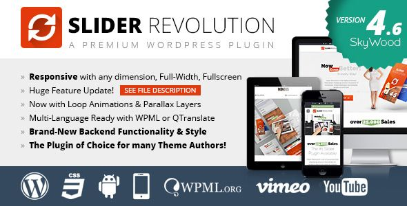 download revolution slider wordpress plugin free