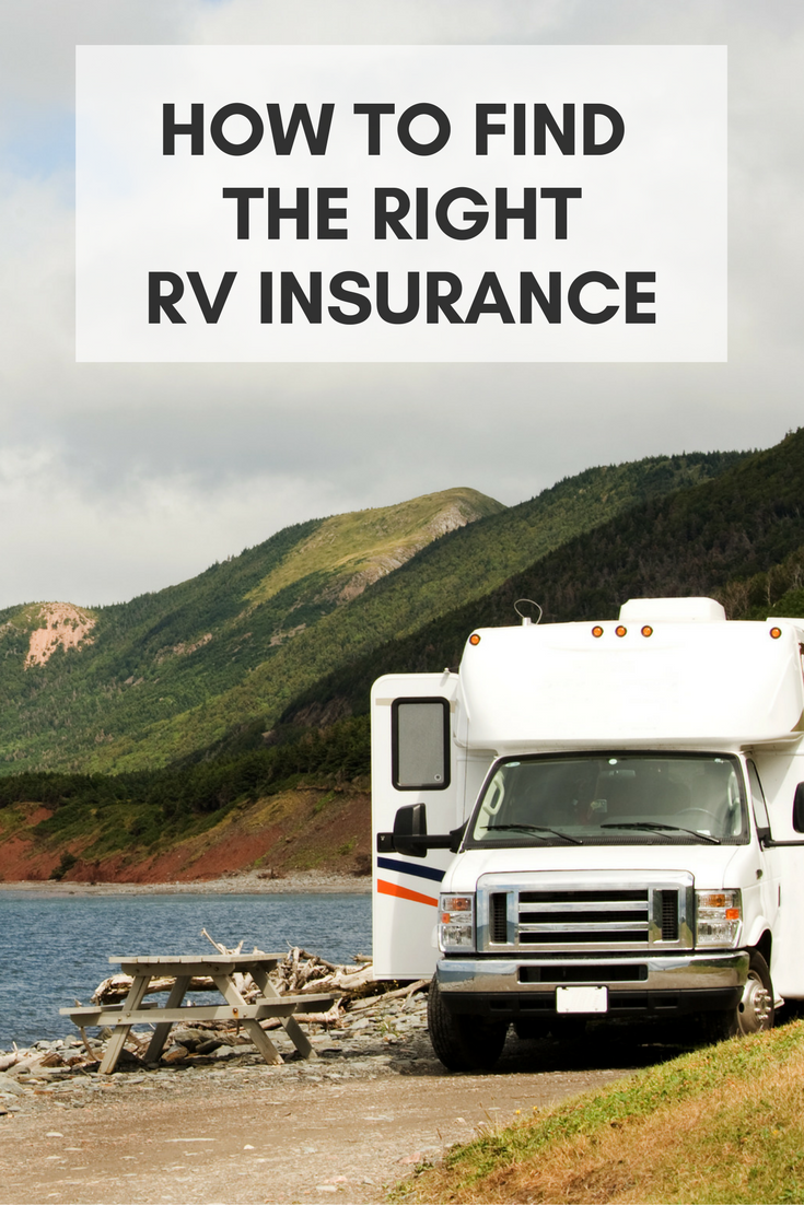 Insurance For A Recreational Vehicle Or Rv Is A Little More