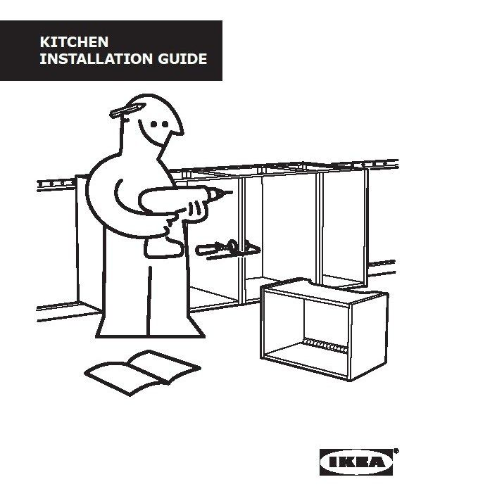 Ikea Sektion Kitchen Installation 7 Lessons Learned Kitchen Installation Ikea Kitchen Installation Kitchen Remodel Software