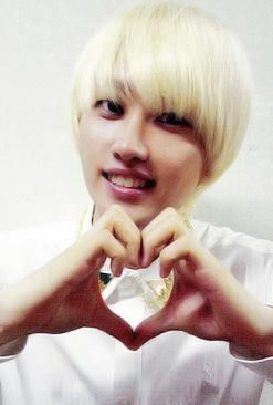 Super Junior // Eunhyuk