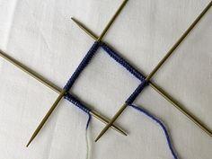 5 ways to make using double pointed needles easier - LoveKnitting blog #knitting